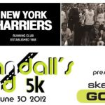 New York Harriers 'Go Run' Randall's Island 5K
