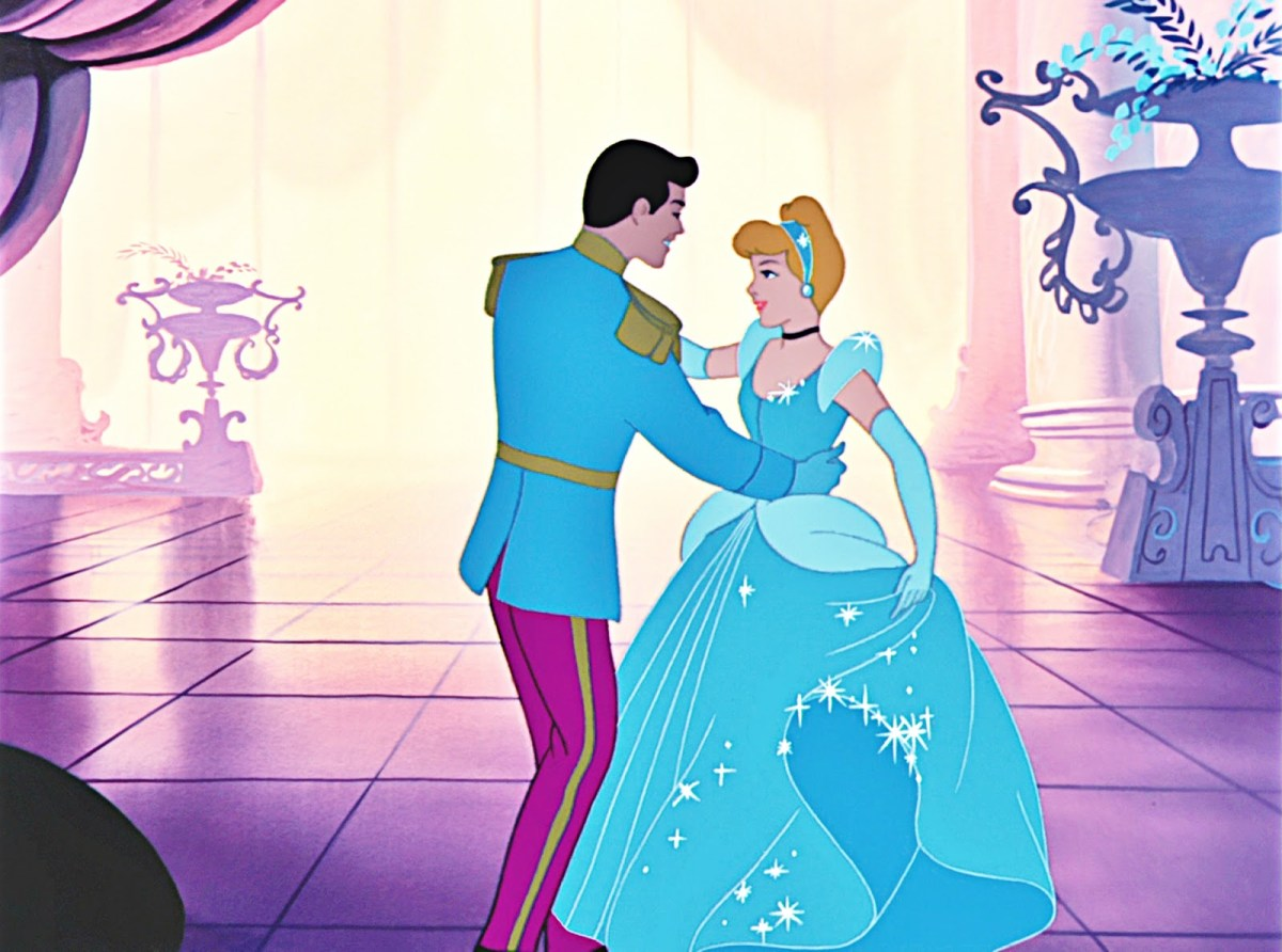 What if Disney's Cinderella Were A Runner?