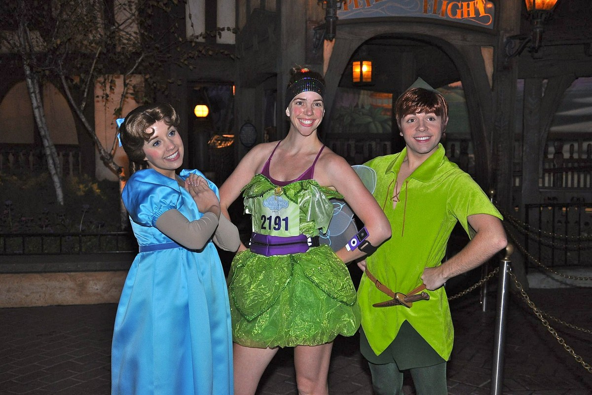 Tinker Bell Half Marathon Registration: Slideshow