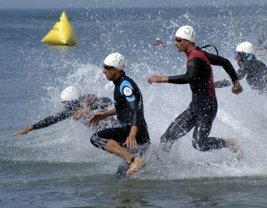 triathlon training, swim, triathlon