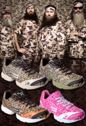Duck Dynasty, Spira Footwear, Running Shoes