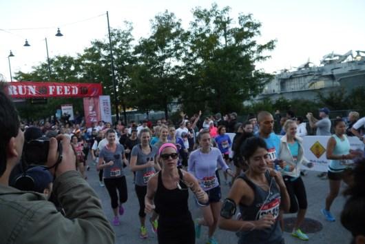 RUN10 FEED10, 10K run