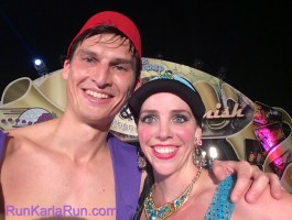 runDisney, Wine and Dine Half Marathon
