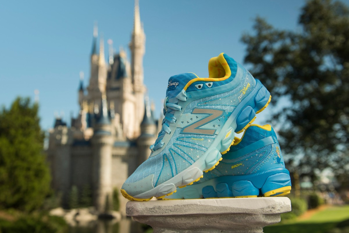 2014 runDisney New Balance Shoes Are Here!