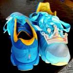 Cinderella shoes, Disney running costume, runDisney New Balance shoes