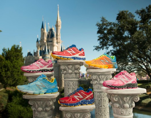 Disney New Balance Shoes