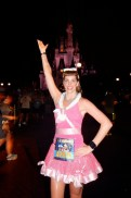 Walt Disney World Half Marathon, Cinderella Running Costume