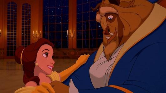 Beauty & the Beast, runDisney
