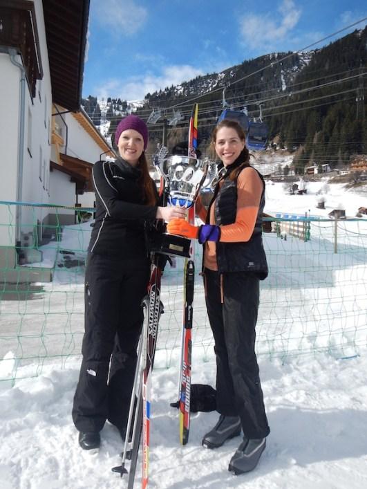alpine skiing