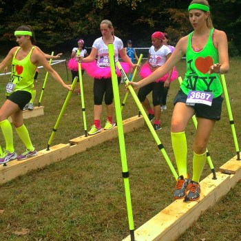 SHAPE Diva Dash Obstacle Run