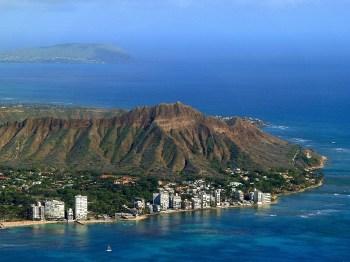Honolulu Marathon in Hawaii