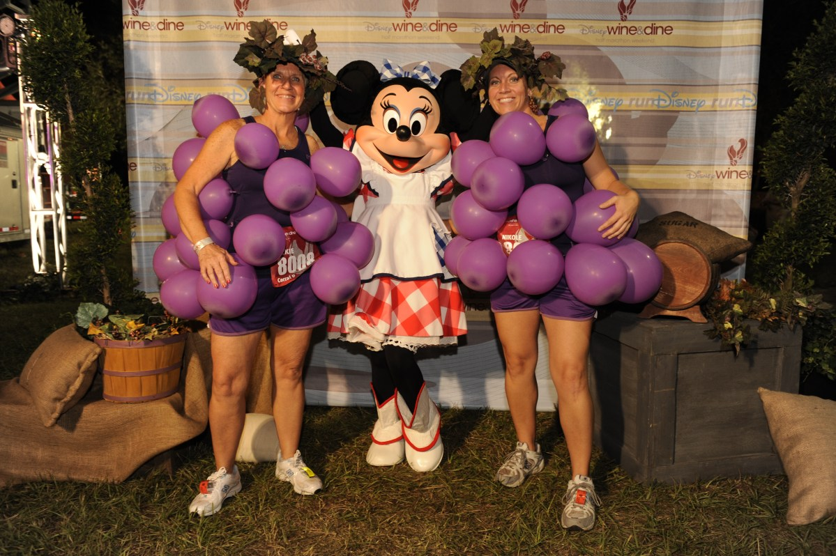 Disney Wine and Dine Half Marathon Registration Opens