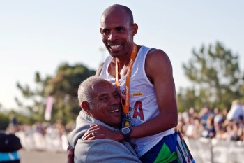 Run With Meb Keflezighi at Rock 'n' Roll San Diego Half Marathon