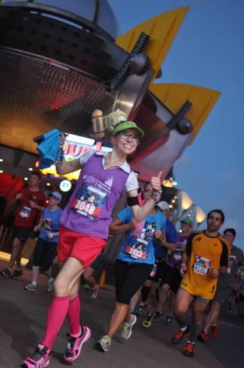Run Walt Disney World Marathon 2015 Races For Charity