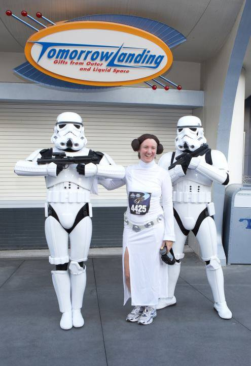 Star Wars Half Marathon 2016 Dark Side Registration Opens