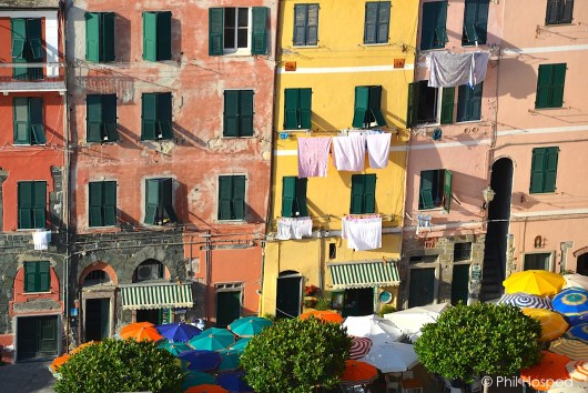 Hiking, Running and Eating in Italy's Cinque Terre