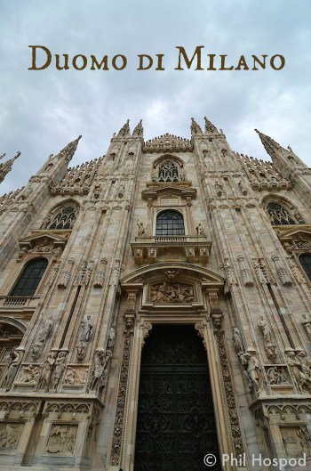 Touring the Duomo di Milano in Italy's Second City