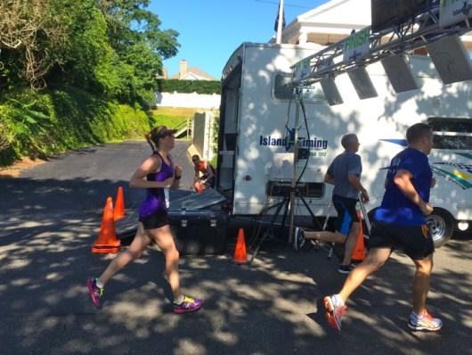 Race Report: Firecracker 8K in Southampton, New York