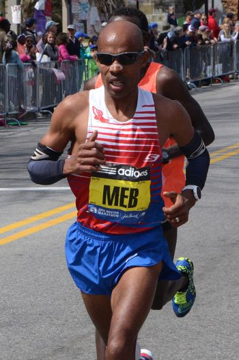 Run with Meb Keflezighi at the 2014 TCS New York City Marathon