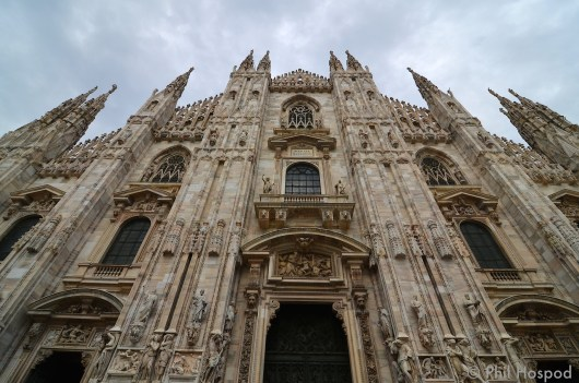 Touring Italy's 'Second City:' Duomo di Milano, Galleria and More