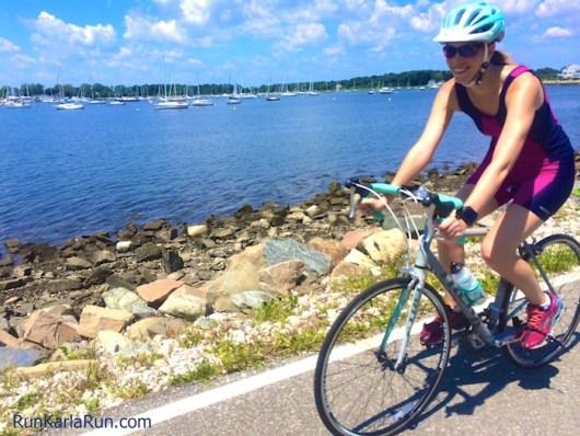 Sprint Triathlon Training: Swimming and Biking and Running, Oh My!