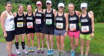 Race Report: NYRR Team Championships 5 Miler