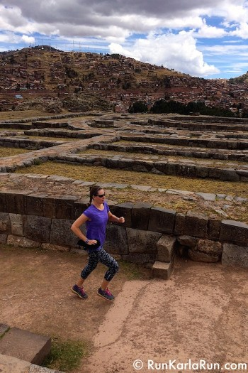 Running Inca Ruins! From: Marathon Training Derailed? Get Right Back On Track