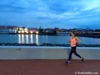Running Panama City, Panama! From: Marathon Training Derailed? Get Right Back On Track