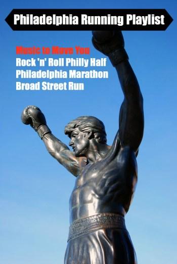 Philadelphia Marathon & Half Marathon Running Playlist