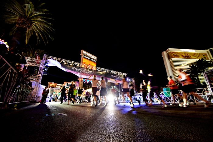 Costume Races, Night Races, Mile Races, Oh My!
