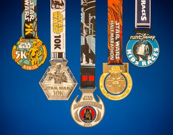 Star Wars Half Marathon Weekend By The Numbers
