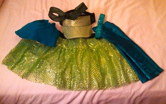 Disney Princess 5K Running Costume Sneak Peek