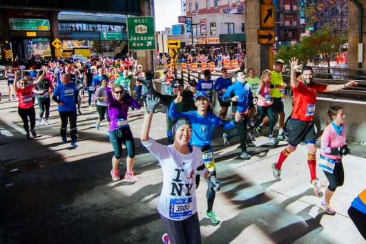 Run the TCS New York City Marathon 2015 For Charity