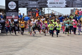 Airbnb Brooklyn Half Largest Half Marathon in U.S.
