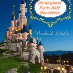 Disneyland Paris Half Marathon Info is Here