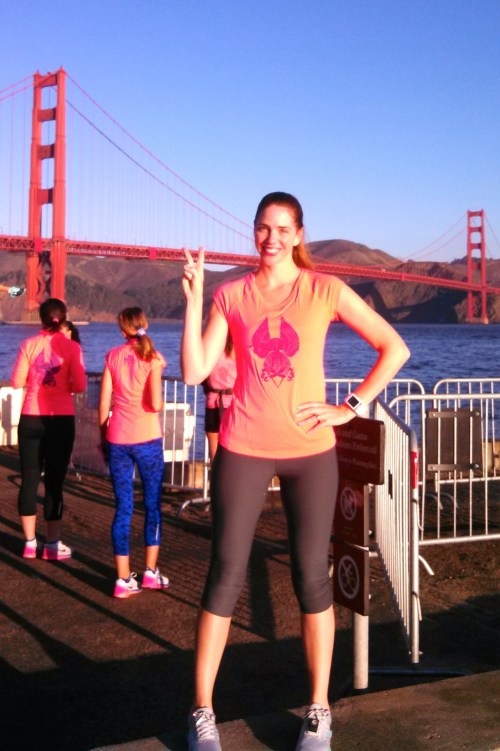 Race Report: Nike Women's Half Marathon San Francisco