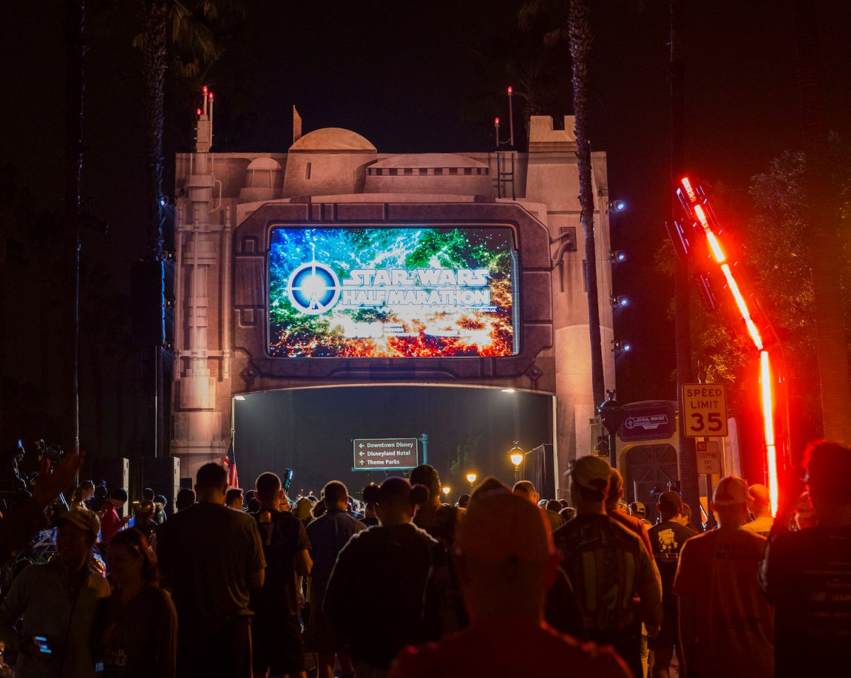Star Wars Half Marathon Comes to Walt Disney World
