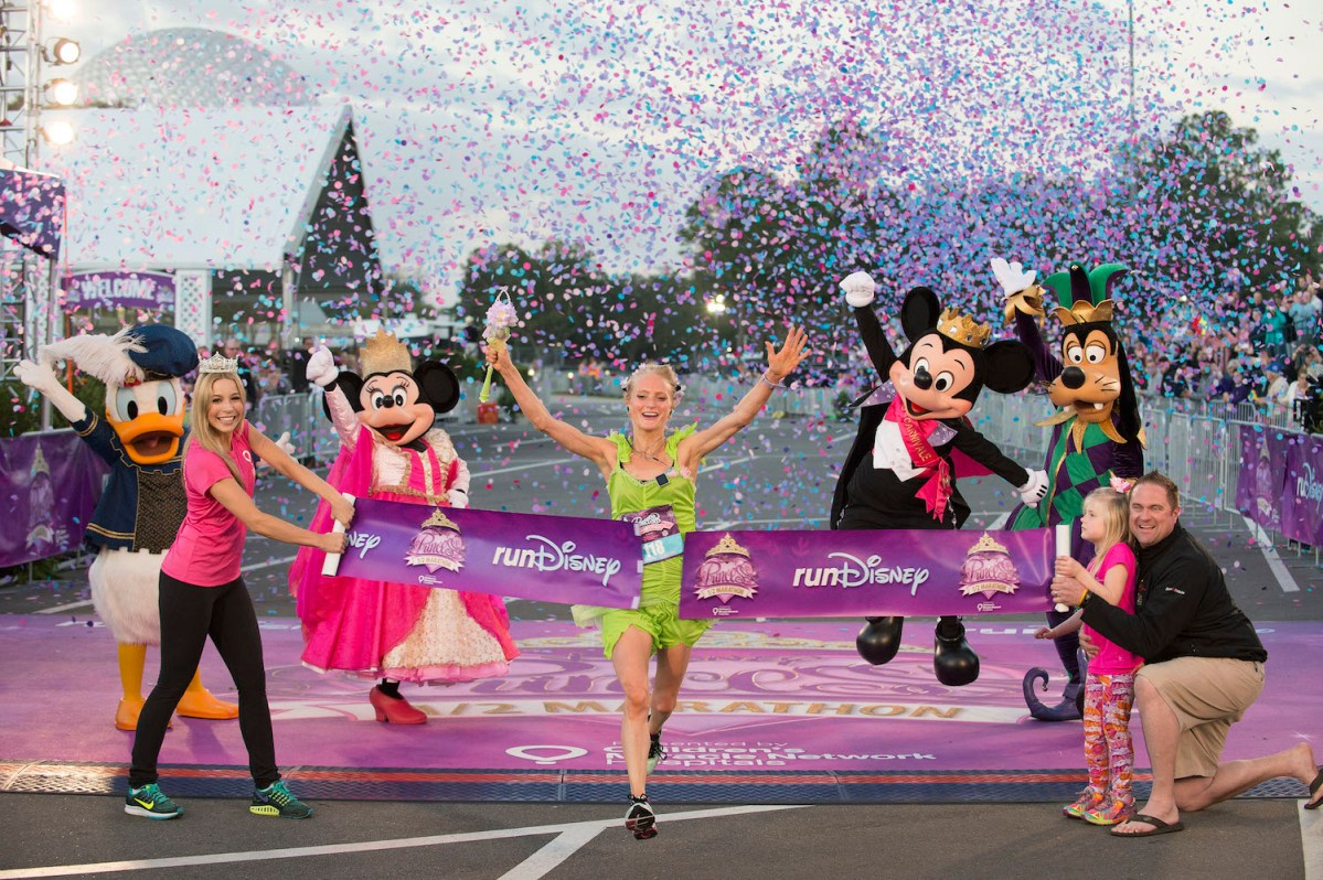 Disney Princess Half Marathon 2016 Registration Opens