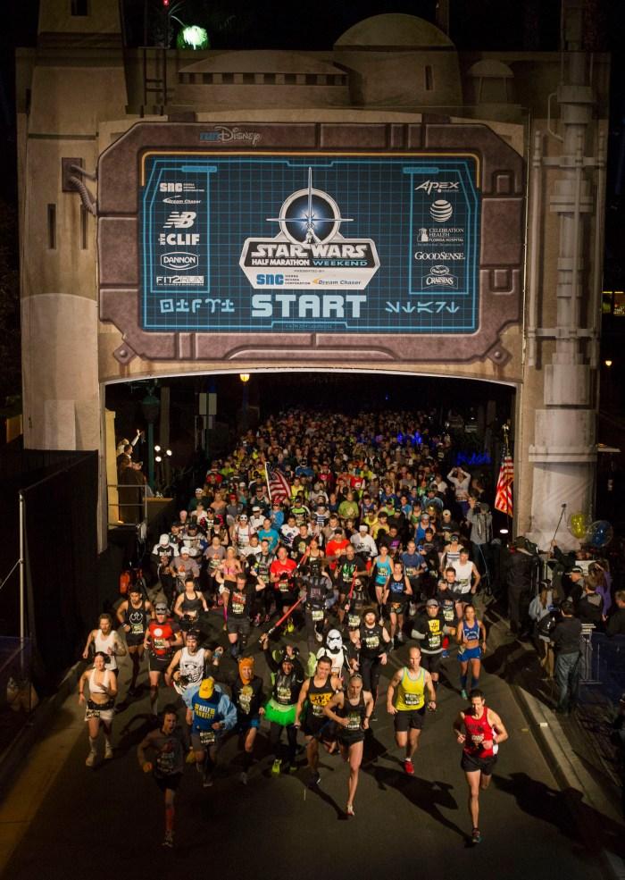Run Star Wars Half Marathon 2016 For Charity