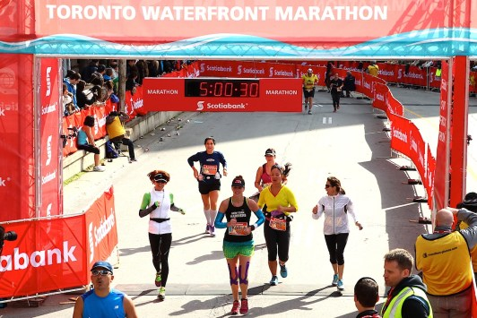 Calling All Runners, The Marathon Wants You