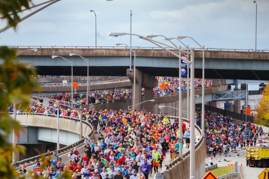 TCS New York City Marathon By The Numbers
