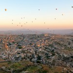 Cave Dwelling & Hot Air Balooning in Cappadocia Turkey