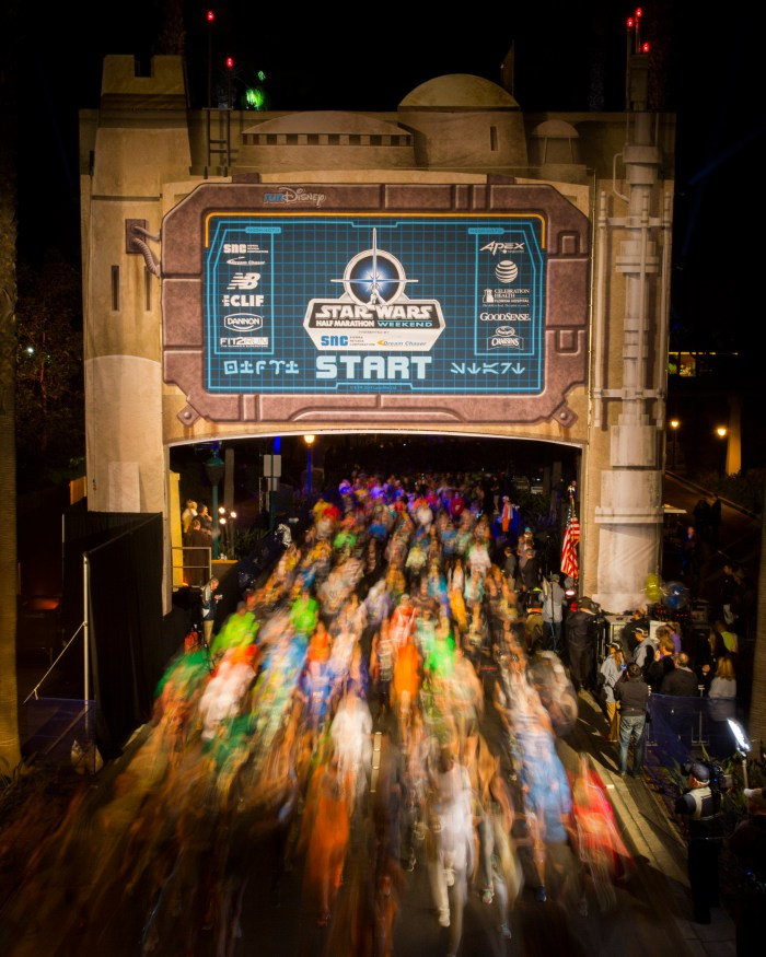 Star Wars Half Marathon By The Numbers