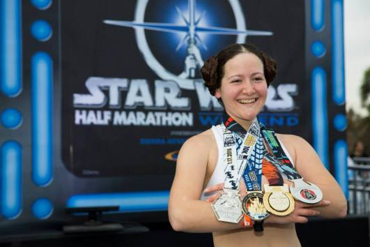 Star Wars Half Marathon 2016 By The Numbers