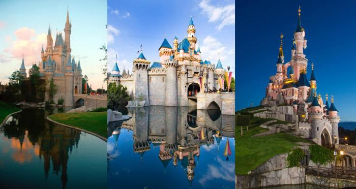 3 Disney Parks, 3 Disney Races