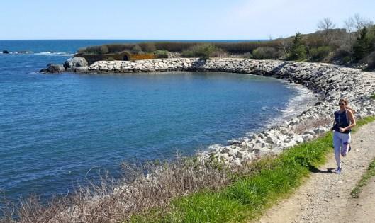 Running in Rhode Island (RunKarlaRun.com)