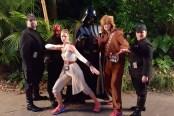 Race Report: Star Wars Half Marathon 'Dark Side'