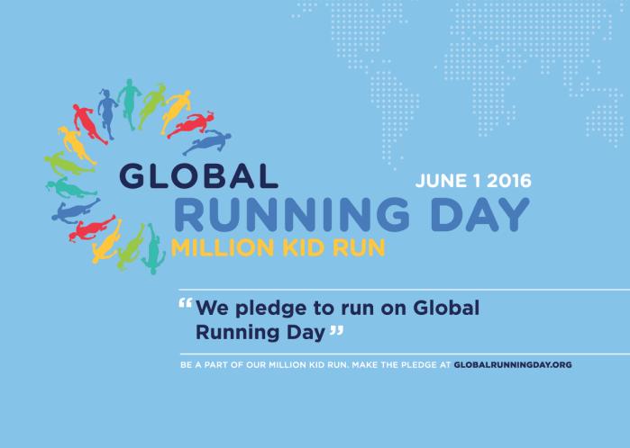 Happy Global Running Day!