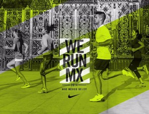 We Run México 21K y 10K 2014