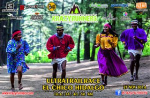 Ultratrail Race El Chico